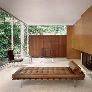 Daybed Klassiker Mies Der Rohe Barcelona Daybed Bauhaus Bett Mbel