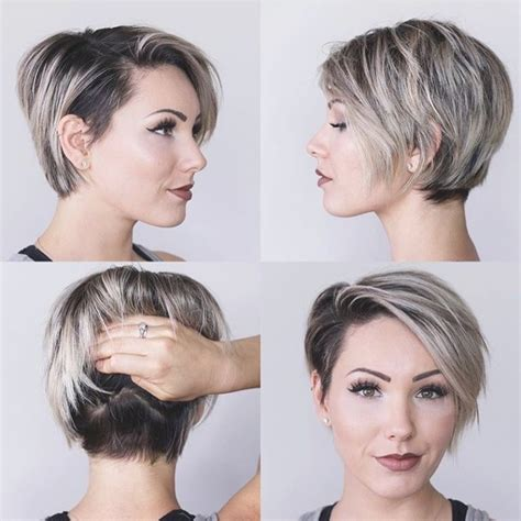 short haircuts straight or curly short haircuts 2018 hairstyles for straight hair