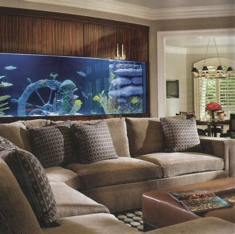 saltwater couch aquarium design on pinterest aquarium design aquarium