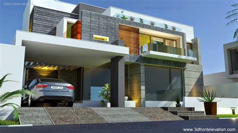 Kerala Modern Home Design 2015 by 3d Front Elevation Com Beautiful Modern Contemporary