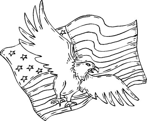 American Coloring Pages Free american symbols coloring pages coloring home