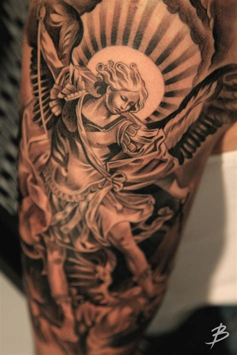 saints tattoo 17 best ideas about michael on