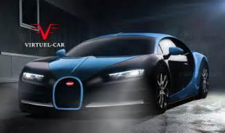 Bugatti Address Bugatti Chiron Rendering