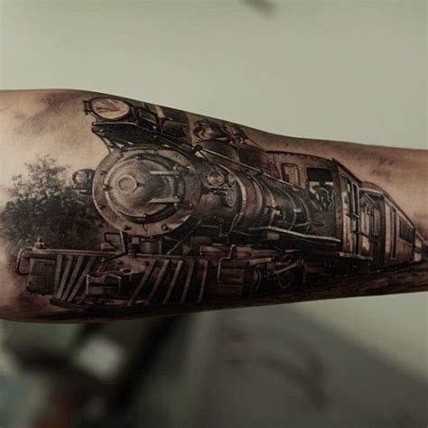 railroad tattoos tattoos designs ideas and meaning tattoos for you