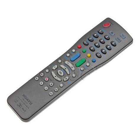 Remot Remote Tv Lcd Led Sanyo Haier huayu universal led tv remote thepasal