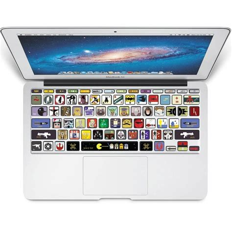 Aufkleber Macbook Tastatur by Krieg Der Sterne Tastatur Aufkleber F 252 R Macbook