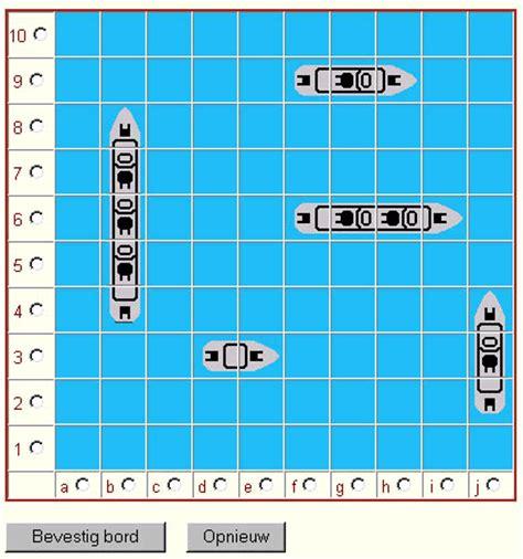 boten spelletjes yourturnmyturn battleships rules