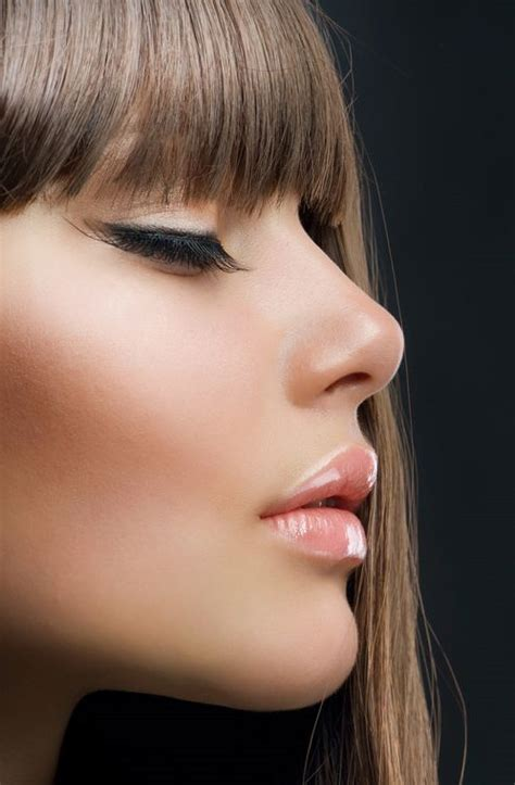 how to get a perfect nose shape by makeup pretty designs