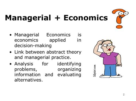 the economics of managerial decisions what s new in economics books managerial economics ppt