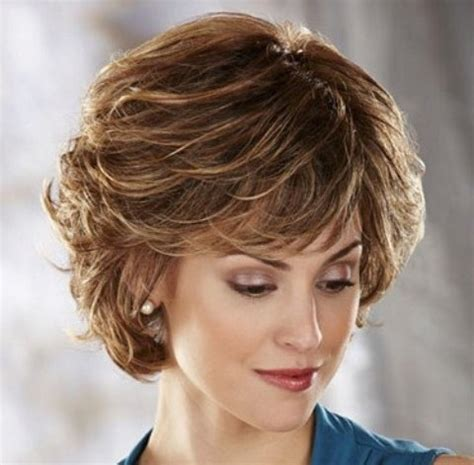 best style wigs for the elderly short hairstyles for older women above 40 and 50 short