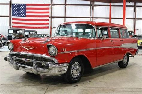 Auto Upholstery Grand Rapids Mi by Chevrolet Bel Air Station Wagon For Sale Used Cars On