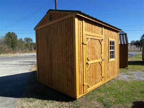 8 X 12 Garden Shed by 8 X 12 Garden Shed