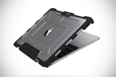 rugged laptop cases this uag macbook will turn your fragile 12 inch macbook into a mil spec ruggedized laptop