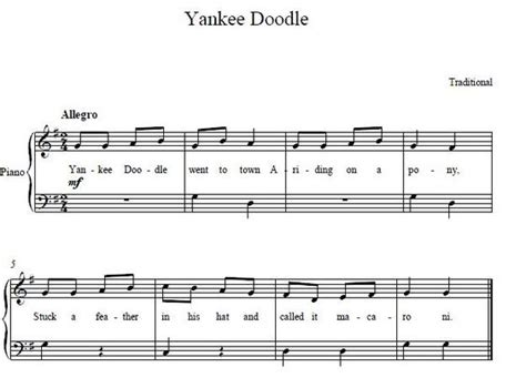 yankee doodle how to play day 26 a song you can play on an instrument yankee doodle