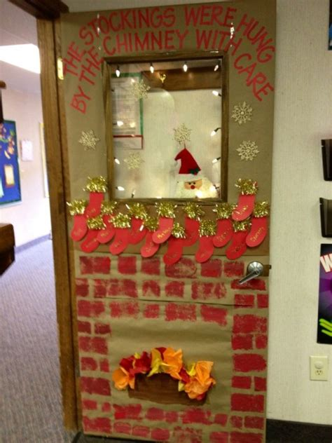 diy door decor diy door decoration for christmas cathy