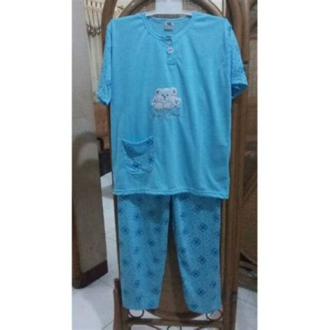 Babydoll Pendek Baju Tidur Piyama baju tidur jumbo panjang wanita dewasa babydoll piyama