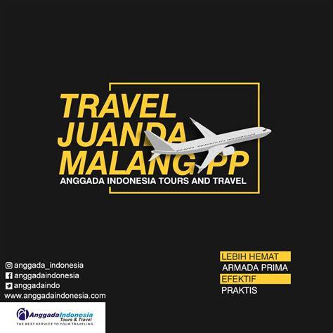 anggada indonesia tours travel travel malang juanda