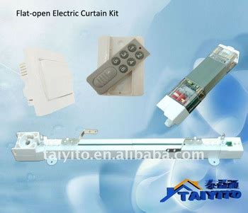 electric curtain system electric curtain system cable curtain motorized curtain