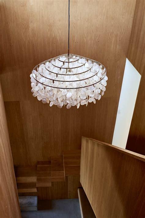 lustre nacre lustre 11dm brass laiton et nacre panton