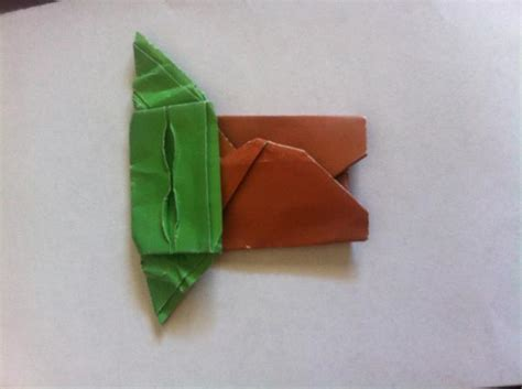 Real Origami - the real cover yoda origami yoda