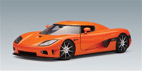 koenigsegg cc8s orange autoart