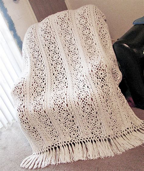 free patterns irish crochet irish lace blanket free pattern by patons 56 quot x 64