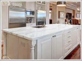 china white quartz engineered countertops