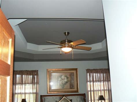 How To Choose Paint Colors For A Tray Ceiling Pin By Colleen Clancy On Crafts
