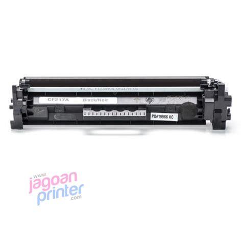 Toner Hp 17a Asli Murah jual toner hp 17a black compatible plus chip murah garansi jagoanprinter slug preview