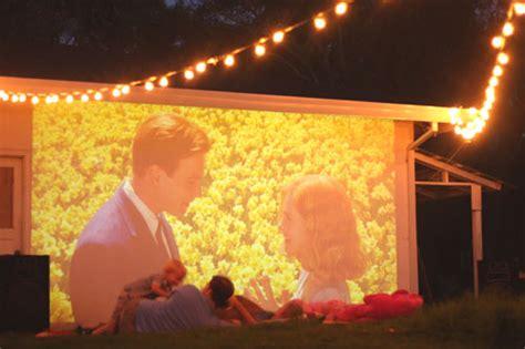 outdoor movie backyard backyard movie night idea interior decorating terms 2014