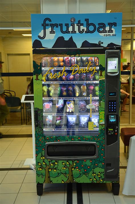 fruit vending machine fresh vending idea to shake up p and c channel