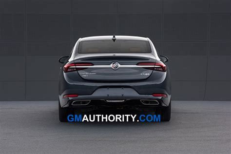Buick Wagon 2020 by 2020 Buick Lacrosse Refresh Leaks Gm Authority