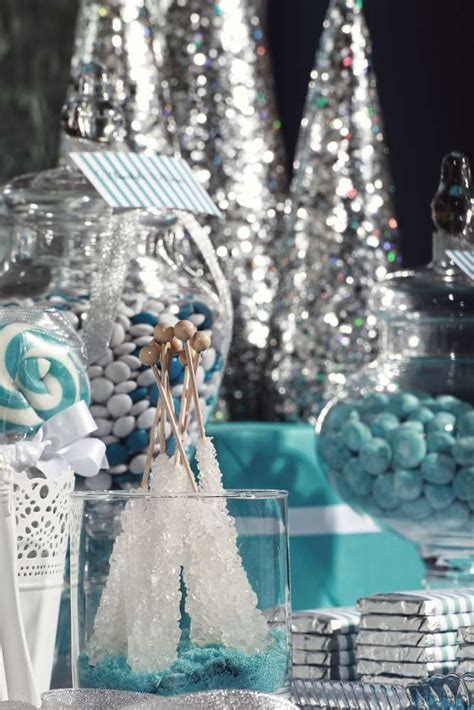 winter wonderland christmas holiday party ideas photo 9
