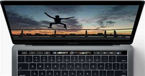 Macbook Pro Touch Bar nuevo macbook pro con touch bar y touch id