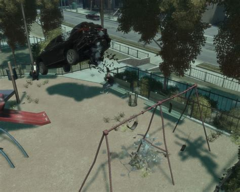 swing set gta 4 itch that glitch good game online