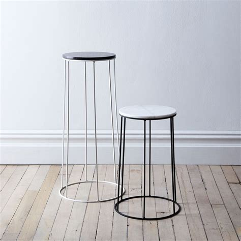 Wire Side Table The 25 Best Wire Side Table Ideas On Pinterest Gold Wire Basket Side Table Storage And White