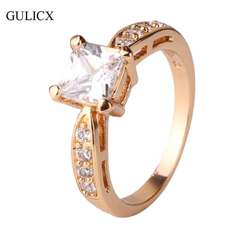 aliexpress buy gulicx fashion cheap wedding rings