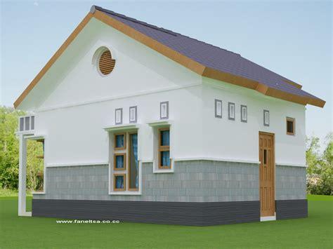 desain rumah desa sederhana 2016 prathama raghavan