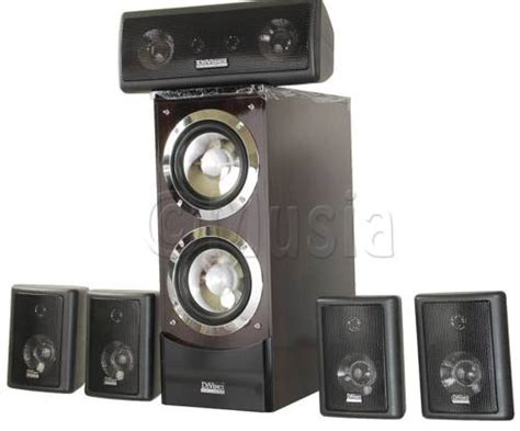 speaker divinci da 6 1 digital home theatre system power