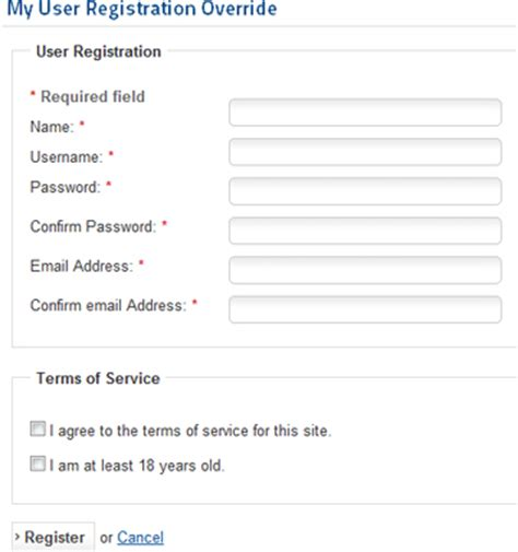 sign up form html template sign up form template html