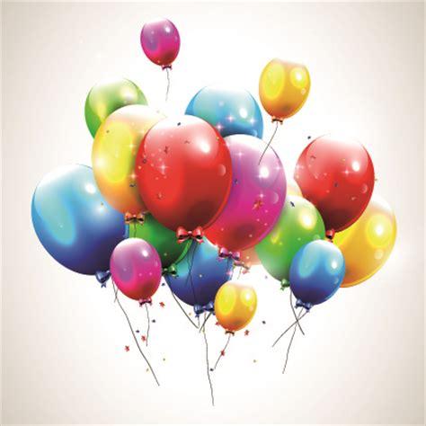 free happy birthday balloon clip free vector