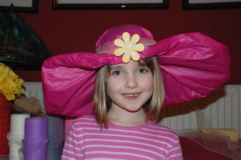 How To Make Tissue Paper Hats - show tell no 37 8 great projects for tauni co