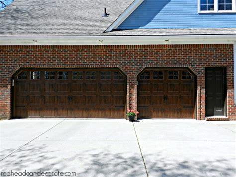 Changing Garage Door by How To Replace Garage Doors The Easy Way