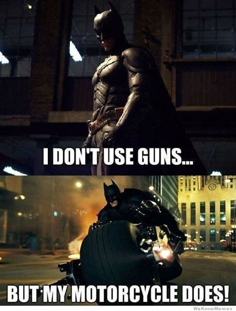 Batman Funny Meme - batman logic weknowmemes