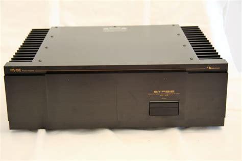 Nakamichi Power Lifier N1 nakamichi stasis pa 5e power lifier catawiki