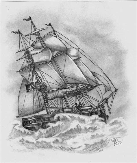 pirate boat drawing easy best 25 ship drawing ideas on pinterest ship tattoos