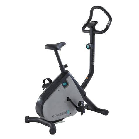 cyclette da decathlon cyclette essential 2 domyos fitness cardio fitness