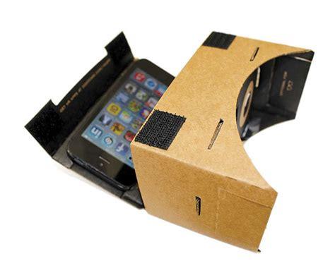 dodocase vr cardboard smartphone reality viewer the green