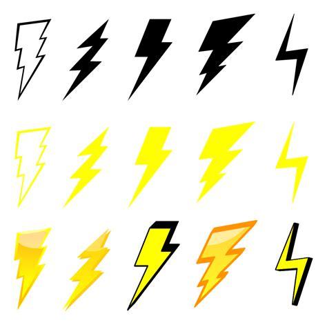 vector lightning tutorial free lightning bolt graphics pack the web taylor