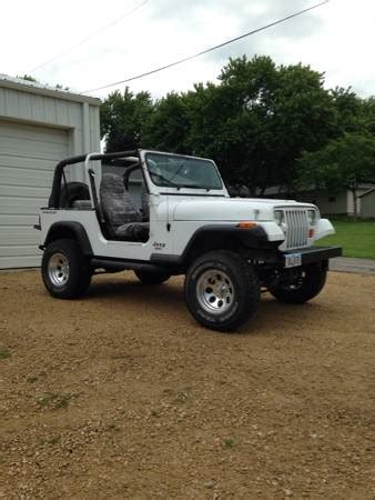 Lifted 94 Jeep Wrangler Lifted Jeep Wrangler Yj For Sale Savings From 5 517